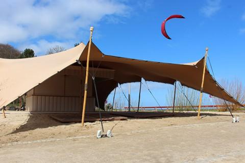 Beachclub Weissenhaus