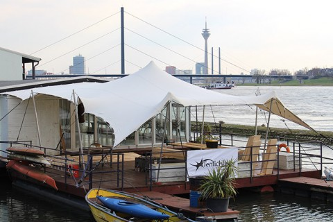 Hausboot Düsseldorf