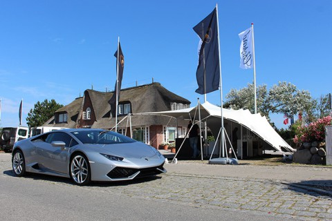 Lamborghini Sylt-Kampen